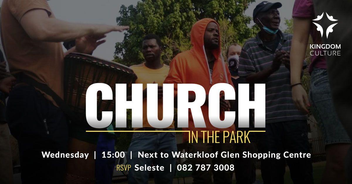 Church in the park - Feb 2021